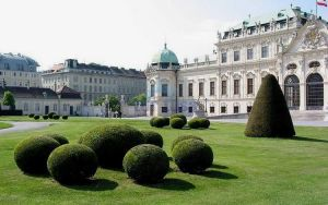 Венский вальс: замки и парки чарующего города