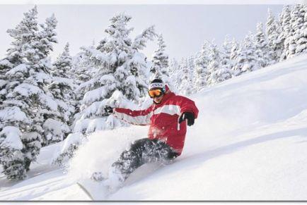 Куусамо Рука – снежный уголок полярной Лапландии