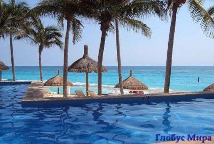 Позвольте себе Мексику: приключения в Канкуне