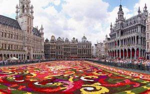 Брюссель: столица какой страны?