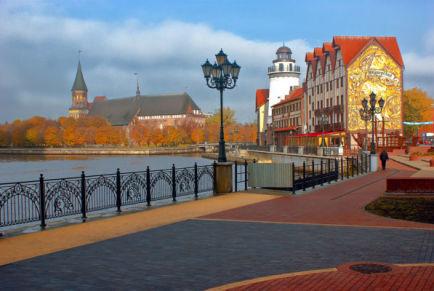 Достопримечательности Калининграда: что посетить в городе