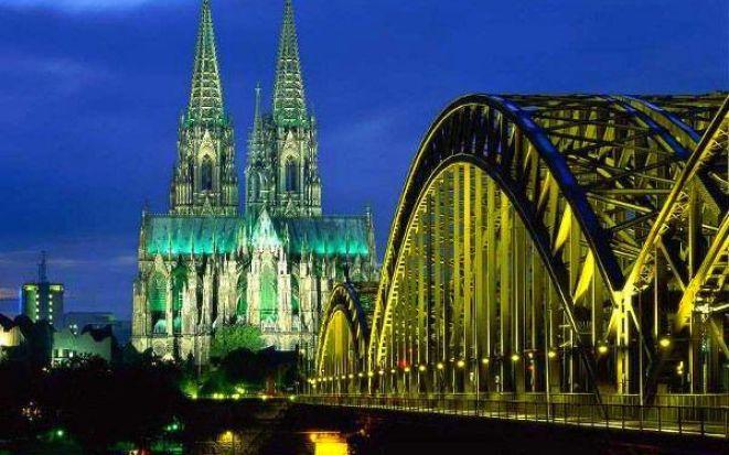 Бонн – город замков, музеев и пивоварен