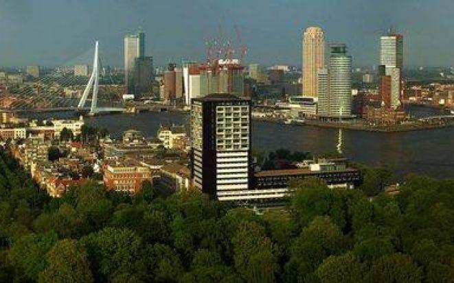 Роттердам: от мельниц до фантастических сооружений