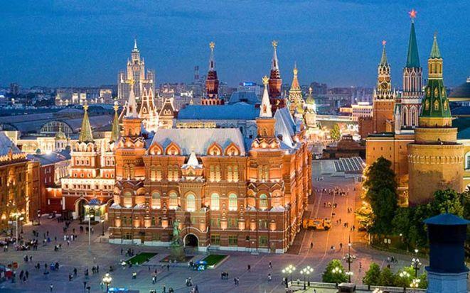 Командировка в Москву: где найти хороший отель