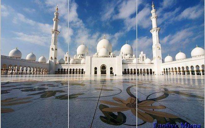 Абу-Даби: luxury в золотом эмирате