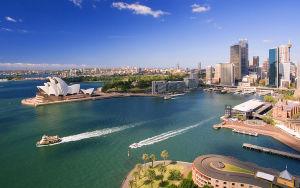 Сидней: сияющие ворота континента