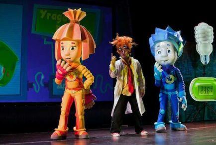Представления в Москве на Новый год 2019-2020 для детей