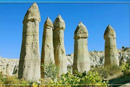 Каппадокия: нереальные ландшафты Турции