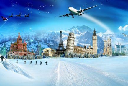 Где отдохнуть на Новый год 2020 недорого в России и за границей