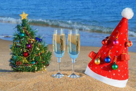 Список стран, куда поехать на море на Новый год 2019
