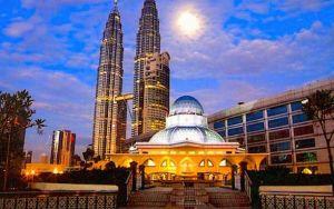 Куала-Лумпур: бабочки в мире небоскребов