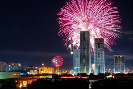 Новый год 2019 в Казахстане: как провести, что посмотреть, советы