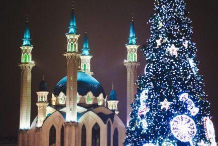 Новый год в Казани 2019: недорогие отели с праздничной программой