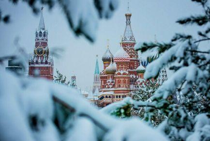 Прогноз погоды на зиму 2019-2020 года в Москве