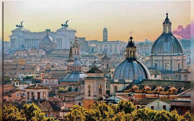 10 основных достопримечательностей Рима
