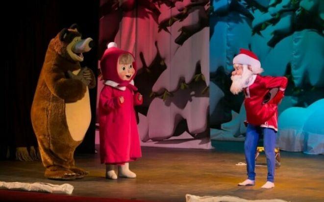 Представления в Санкт-Петербурге на Новый год 2019-2020 для детей