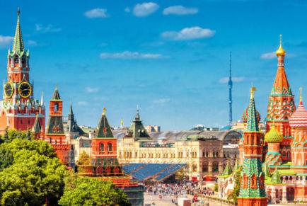 Достопримечательности Москвы: лучшие места для отдыха, фото