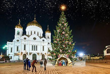 Куда поехать на машине на Новый год из Москвы: интересные идеи