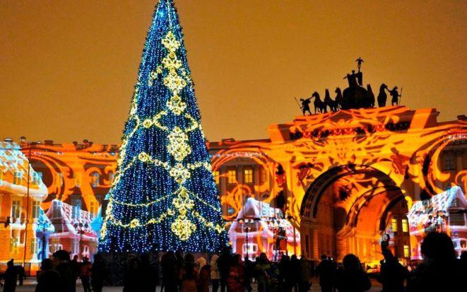 Где встретить Новый год 2019 в Санкт-Петербурге: цены