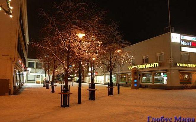 Иматра: живописные ворота в Финляндию
