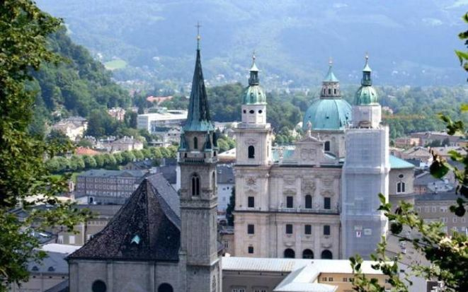 Сказки Австрии: Венский лес и старинные замки