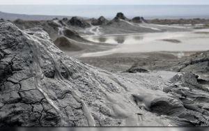 Грязевые вулканы станицы Голубицкой