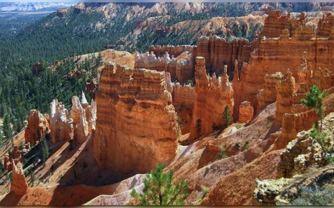 Брайс-каньон: непостижимое творение Великого Духа