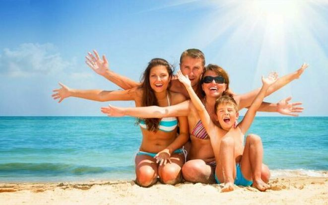 Идеи для отдыха на российских пляжах в июне 2020 с детьми