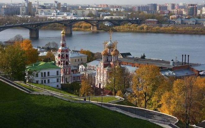 Нижний Новгород: колокольный звон живой истории
