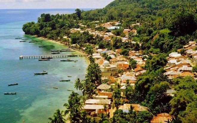 Индонезийское путешествие: острова Банда и их мускатные сокровища