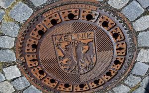 Поездка в город Мельник (Чехия): замок, костница и другое