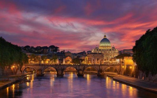 Достопримечательности Рима и красоты