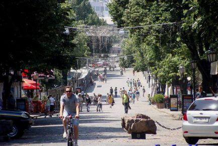 Обзор интересных мест в Одессе