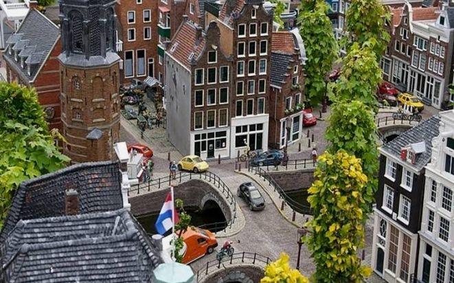 Гаага – хранилище миниатюрной Голландии