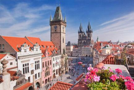 Что посмотреть в Праге за 2-3 дня (фото)