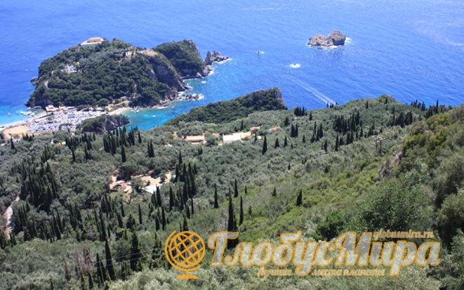 Корфу – остров, где сбываются мечты