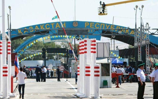 Открыли ли границу с Казахстаном
