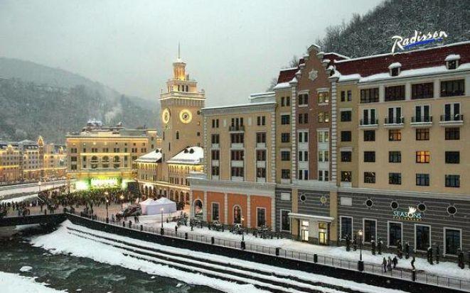 Новый год 2020 в отелях Сочи