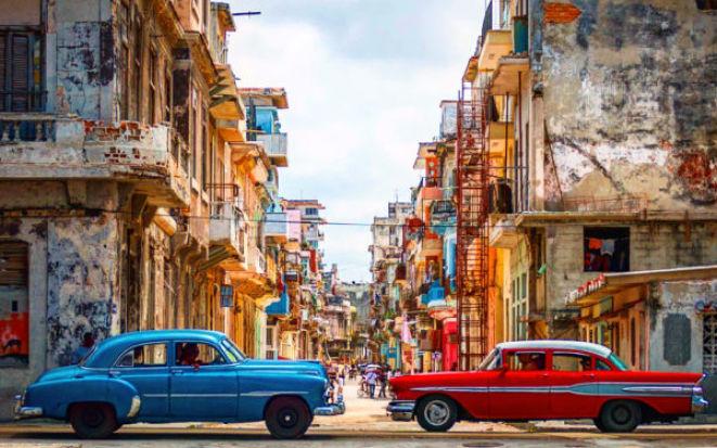 Температура воды и воздуха на Кубе в декабре 2019