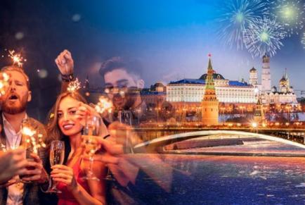 Как можно встретить Новый год 2019 в Москве: куда сходить, мероприятия