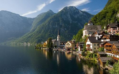 Австрийские красоты