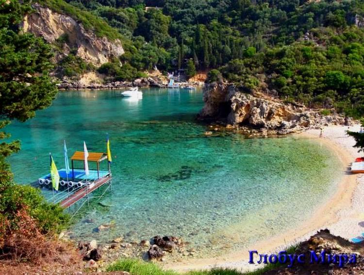 Достопримечательности Корфу (Греция)