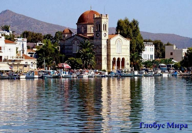 Эгина (Греция)