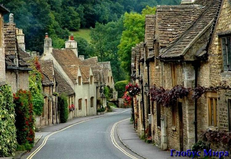 Милая старая Англия
