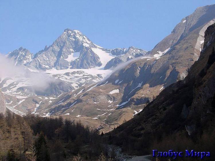 Достопримечательности Австрии: гора Гросглокнер