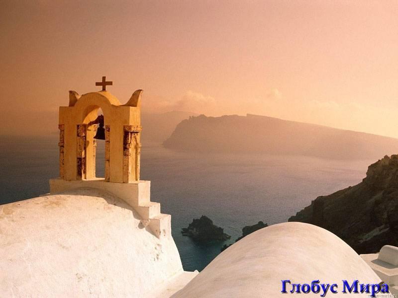 Архипелаг Киклады Греция