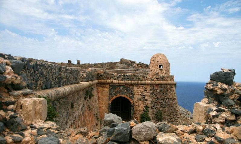 Крепость Грамвуса на Крите