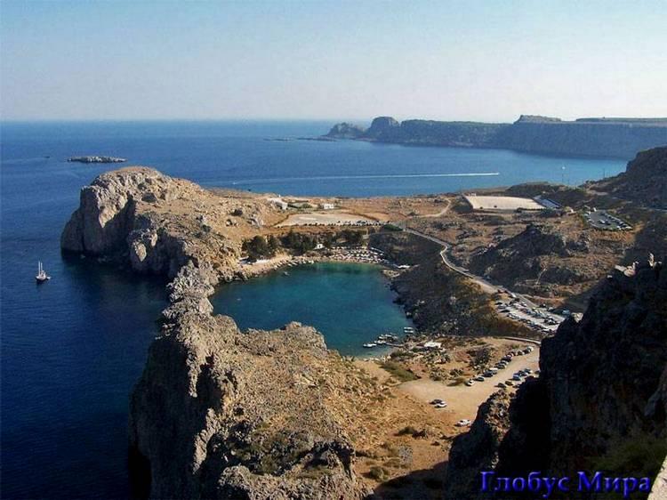 Достопримечательности острова Родос (Греция)