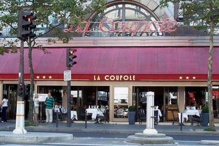 Лучшие кафе в Париже