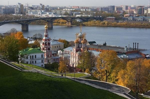 Нижний Новгород: достопримечательности, интересные места
